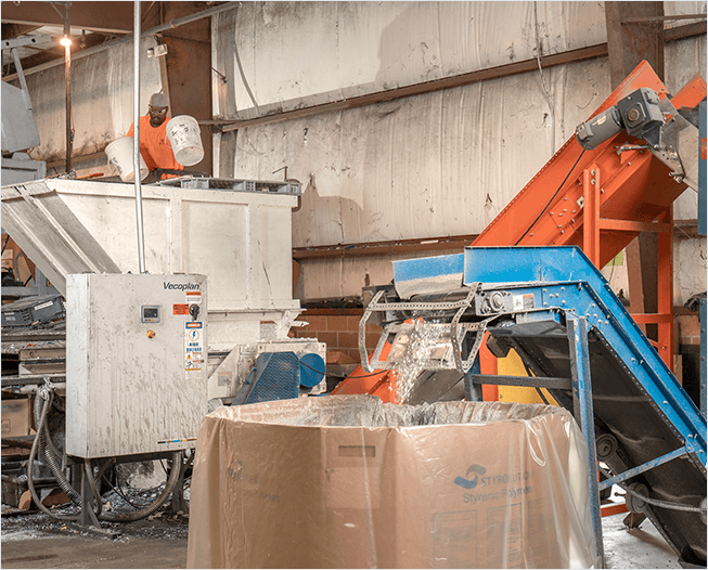 Plastics Recycling & Toll Grinding