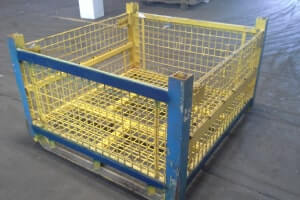 Used Metal Container-48x45x29