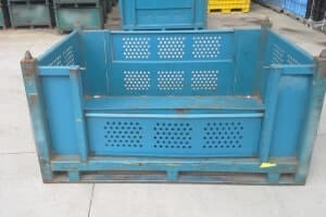 Used Metal Container – 69X48X36