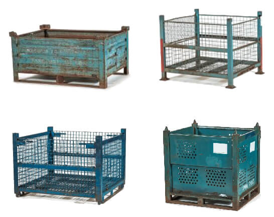Used Metal Containers - Limited Quantities *SALE*