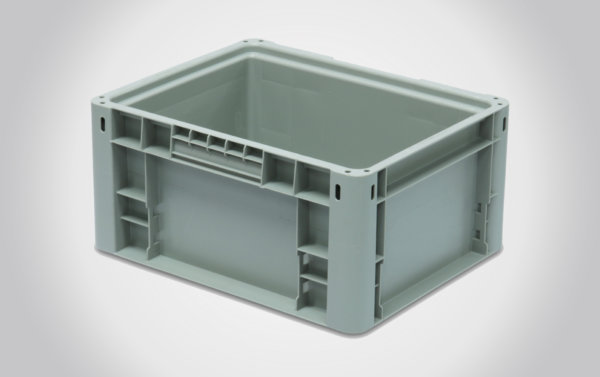 12x15x7 Straight Wall Handheld Containers