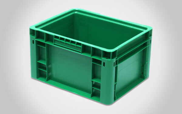 12x15x8 Straight Wall Handheld Containers