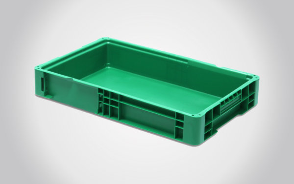 24x15x4 Straight Wall Handheld Containers