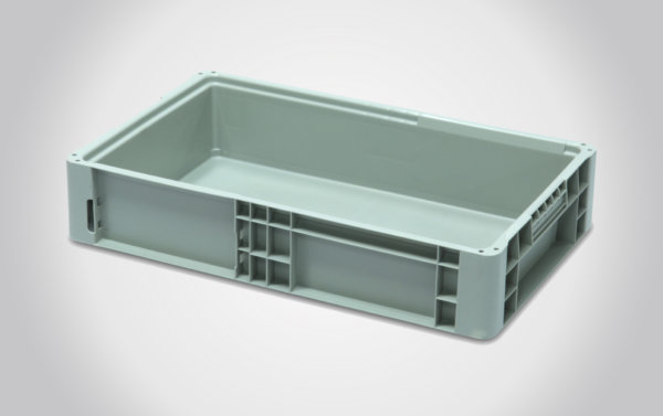 24x15x5 Straight Wall Handheld Containers