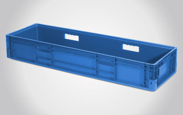 48x15x7 Straight Wall Handheld Containers