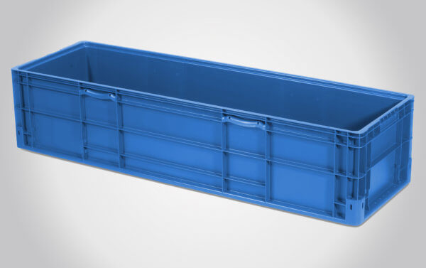 48x15x11 Straight Wall Handheld Containers