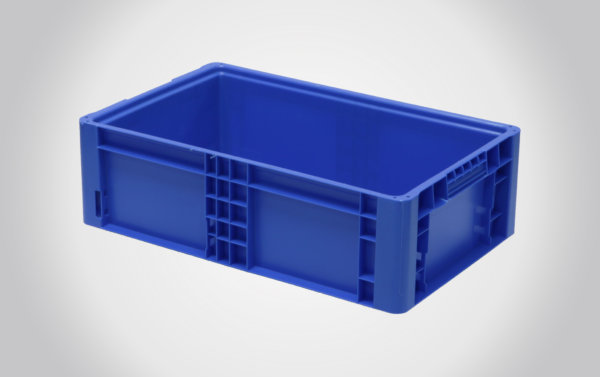 24x15x7 Straight Wall Handheld Containers