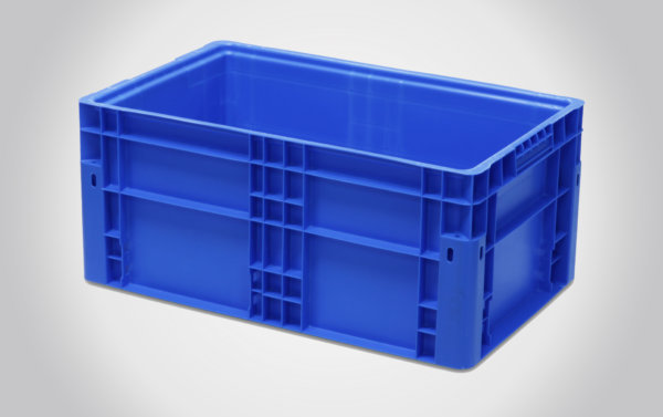 24x15x11 Straight Wall Handheld Containers