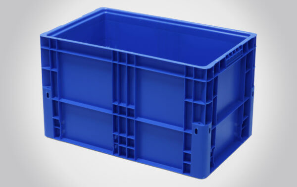 24x15x14 Straight Wall Handheld Containers
