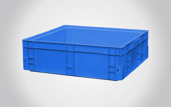 24x22x7 Straight Wall Handheld Containers
