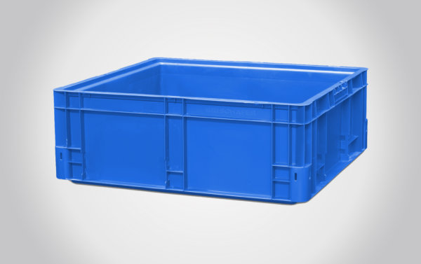 24x22x8 Straight Wall Handheld Containers