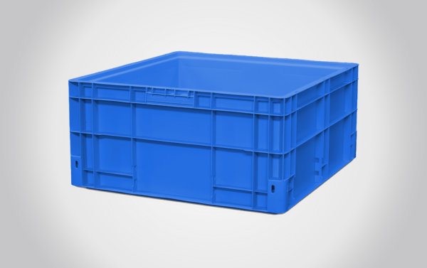 24x22x11 Straight Wall Handheld Containers