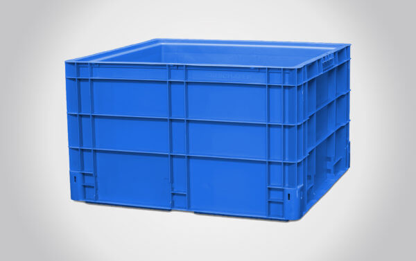 24x22x14 Straight Wall Handheld Containers