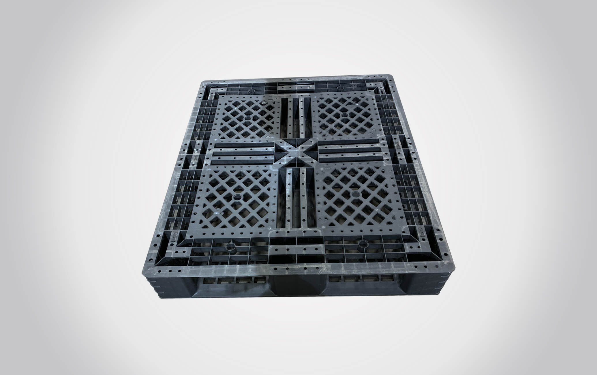 48x40x6 NEW Plastic Pallet-Limited Stock on Sale ...